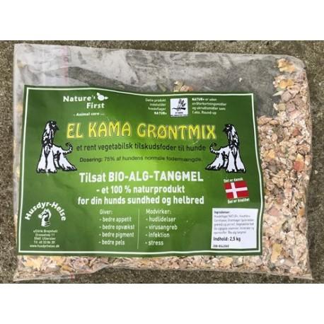 EL-KAMA grøntmix hundefoder