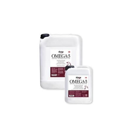Skaga Omega 3 fiskeolie, hest